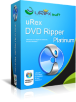 uRex DVD Ripper Platinum + Free Gift Discount Voucher - Click to View