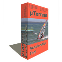 Enjoy 35% uTorrent Acceleration Tool Voucher Code